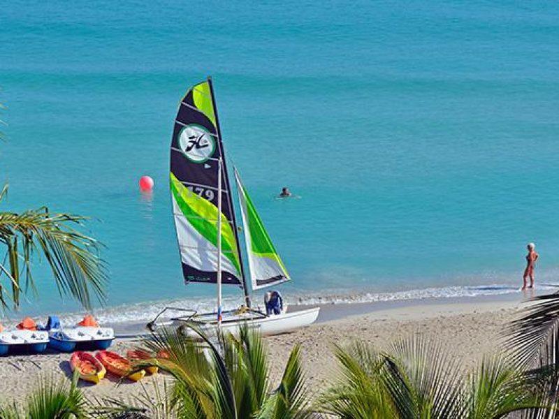 55melialasamericas-beachnautical