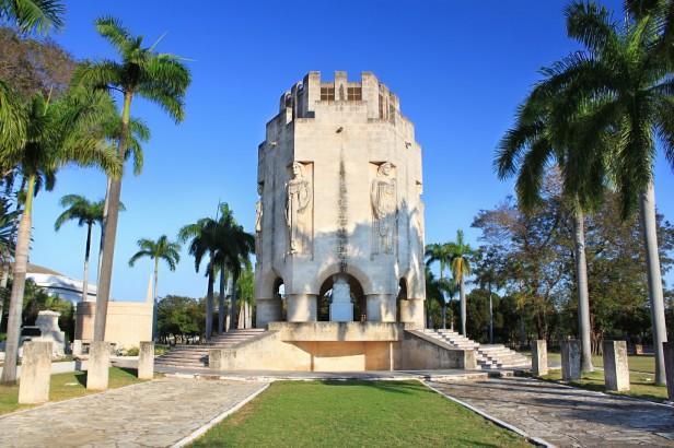 Santiago-de-Cuba-Santa-Ifigenia-Jose-Marti-Mausoleum